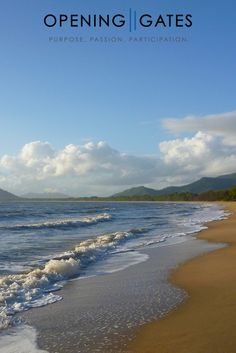 Palm Cove, Queensland Australia has been an amazing location enjoyed at our LIFE by DESIGN Retreats. Transform Your Life, Queensland Australia, Gate, Amazing, Beach, Outdoor, Design, Outdoors, Portal