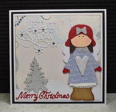 Lenas kort Merry, Frame, Christmas, Home Decor, Picture Frame, Xmas, Decoration Home, Room Decor, Navidad