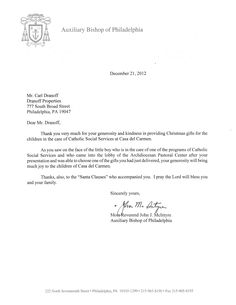 Of the organization 4 free sample letters sample confirmation letter
