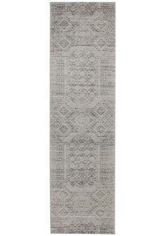 Zelda Mirage Silver Grey | Rug | The Block Shop