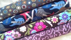 The Frugal DIY Mom: DIY Travel Seat Belt Pillow For Kids - Tutorial!