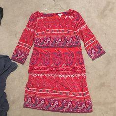 Old Navy dress Bright, good quality dress Old Navy Dresses Mini