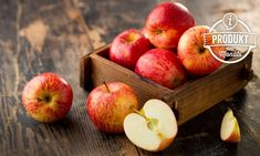 Food Facts, Apple, Fruit, Low Calorie Snacks, Toffee Sauce, Harvest Season, Apple Recipes, Fiber, The Fruit