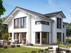 """Bien-Zenker - Fantastic 161 V4 Einfamilienhaus. Traumhaus mit Zwerchgiebel und Erker mit Balkon zum """"limitierten Aktionspreis"""""""
