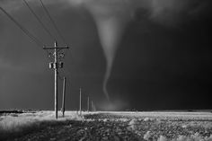 Les Ouragans en Noir et Blanc de Mitch Dobrowner (1)