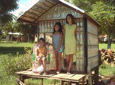 argentine house made of plastic bottles 3