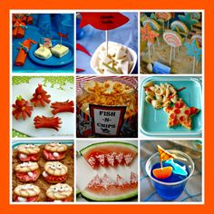 justalittlebitcute: Finding Nemo Birthday Party Inspiration