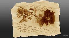 carta del pasado wallpaper