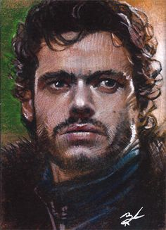 Robb Stark PSC by Ethrendil, via deviantart