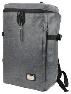 Brand new Korean casual fashion backpacks for men. Business laptop backpacks are made of faux leather. Large school bags.