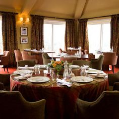 DESIGNRESTAURANTS Inver Lodge & Chez Roux Restaurant - Sutherland, Scotland | Club offers available