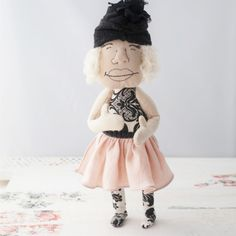 This doll face was designed to be the archtype of the lover. When I started digitizing doll faces for my embroidery machine back in Machine Embroidery Projects, Hero's Journey, Just Smile, Archetypes, Doll Face, Crochet Hats, Dolls, Knitting Hats, Baby Dolls