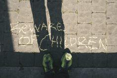 Beware of Children by Lucas Saugen