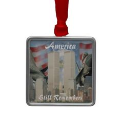 Twin Towers 9/11 Remembrance Ornament http://www.zazzle.com/twin_towers_9_11_remembrance_ornament-175437591231319436?rf=238271513374472230 #christmas
