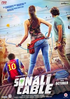 Sonali Cable (2014)   HD-Movies