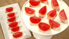Blood Orange-Mimosa Jello Shots