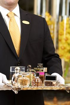 Hotel Perks That Only The 1% Knows About  Fragrance Butler At Rosewood Mansion On Turtle Creek, DallasGetting a sense of a destination's true essence isn't always easy, but at the Rosewood Mansion on Turtle Creek, it's as simple as calling room service. The hotel employs a 24-hour fragrance butler who can be su...