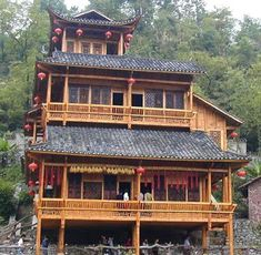 Different Types Of Chinese Residential Houses | The World Of Chinese