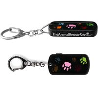 Paws Galore™ Flashing Lights Keychain at The Animal Rescue Site Shelter Dogs, Animal Shelter, Lanyard Keychain, Animal Rescue Site, Dog Rules, Dogs Of The World, Bond, Jewelry Accessories, Lights