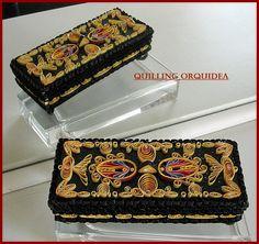 Quilling Orquidea