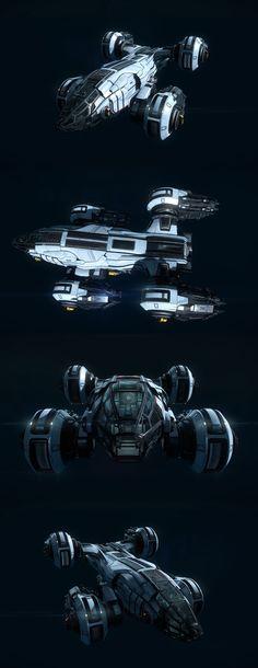 The Osiris - Deep Space Expolration