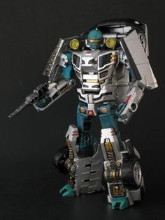 Searchlight Custom Action Figure