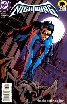 NIGHTWING #60, DC COMICS, 2.001, USA