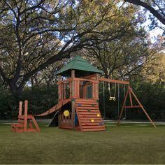 10 Best Backyard Images Cedar Swing Sets Play Sets Wood Swing Sets