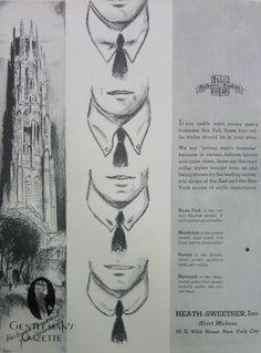 Ivy League Collar Styles @Erik Rannala Rannala Rannala Peterson Tampa's Top Tailor
