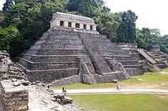 Templo de las Inscripciones (Palenque) - Wikipedia, la enciclopedia libre