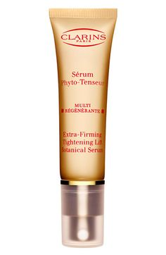 Clarins 'Extra-Firming' Tightening Lift Botanical Serum available at Nordstrom. You will instantly fill the lifting and firming of your skin.