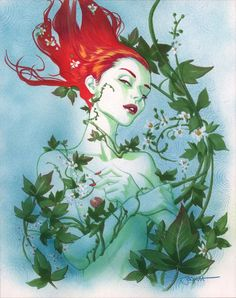 Poison Ivy by Achibner