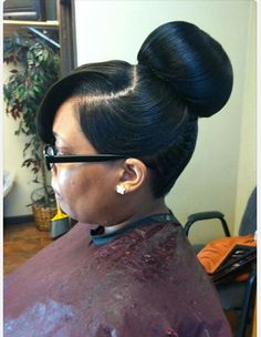 mary blige styled hair