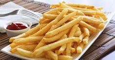 Receita de Batatas fritas crocante sem óleo!