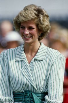 Princess Diana, Style Icon: See 13 Photos of the Natural Beauty - Diana In Windsor-Wmag