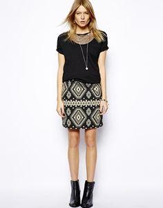 Mango Aztec Skirt http://www.asos.com/pgeproduct.aspx?iid=4009135
