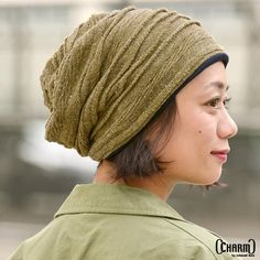 90c2e45be95 Warm Slouchy Beanie Made with 100% Organic Cotton