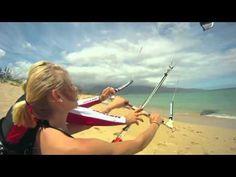 Maui Kiteboarding Lessons by Aqua Sports Maui - Maui Kitesurfing Lessons Best Kiteboarding, Kitesurfing, Maui, Boat, Check, Sports, Hs Sports, Dinghy, Boats