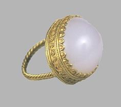 Finger Ring/SARMATIAN, 2nd-1st Centuries B.C.