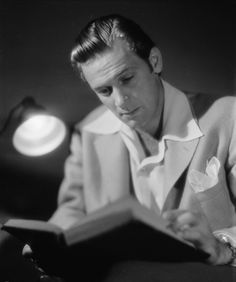 Reading (in the '40s).
