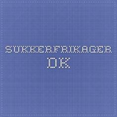 sukkerfrikager.dk