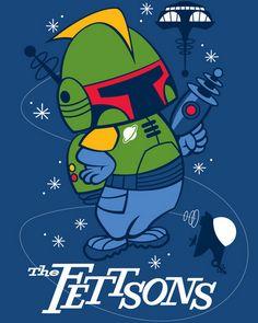 The Fettsons tees shirts