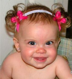 The Original Baby Ponytail Faux Pigtail Fake Hair by BellaAspire, $20.00