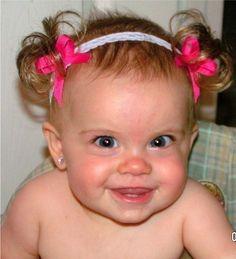 The Original Baby Ponytail Faux Pigtail Fake Hair by BellaAspire, $20.00