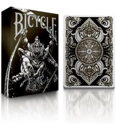 Latest Bicycle cards available in the UK - Asura Black Deck from http://www.bicycle-cards.co.uk/2014/04/15/latest-bicycle-cards-available-in-the-uk/