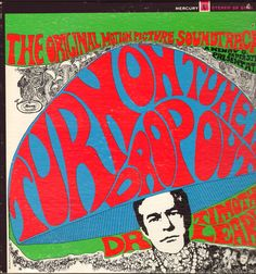 """Cover of the """"Turn On, Tune In, Drop Out"""" album by Timothy Leary (1967).  http://en.wikipedia.org/wiki/Turn_On,_Tune_In,_Drop_Out_(album)"""