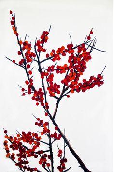 by Luli Sanchez Watercolor Flowers, Watercolor Art, Graphic Design Illustration, Illustration Art, Beautiful Sketches, Graphic Wallpaper, Collage, Silhouette, Art Plastique