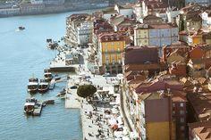 DISCOVERING : PORTO, PORTUGAL