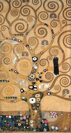 Klimt - Tree of Life