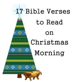What a fabulous feature we have for you this Friday, and just in time for Christmas! Click the link below to reveal 17 wonderful selections of verses foretelling Christ's birth and the Christmas story. SIMPLY perfect for reading on Christmas morning. Love…Light…Liberty x #fridayfeature #LOVE #ChristmasVERSES #blessingsatchristmastime #thereasonfortheseason #merryCHRISTMAS http://designinglifeblog.blogspot.it/2012/12/17-bible-verses-to-read-on-christmas.html?spref=fb